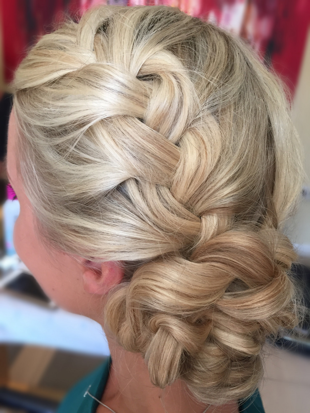 Big Braids! - Make Me Bridal Artist: Kent Bridal Hair.