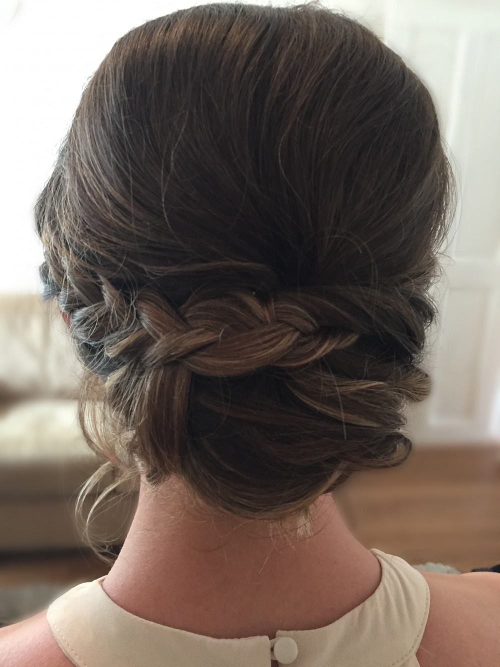 Effortless Up-Do - Make Me Bridal Artist: Kent Bridal Hair.