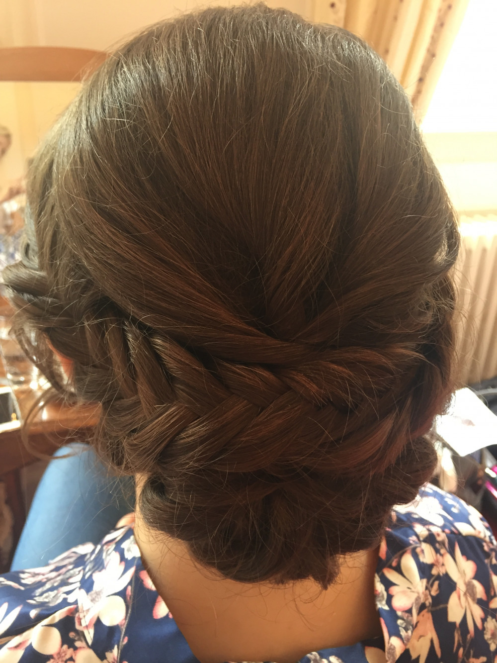 Braids on Braids - Make Me Bridal Artist: Kent Bridal Hair.