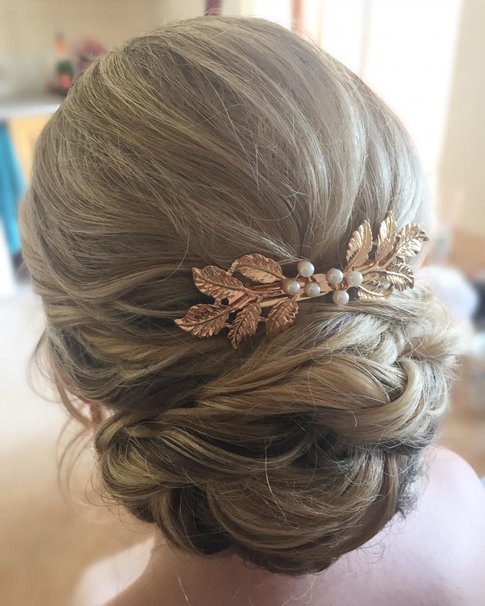 Twisted Up-Do - Make Me Bridal Artist: Kent Bridal Hair.