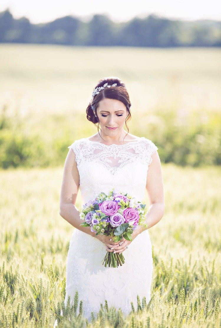 Side Chignon with Padding - Make Me Bridal Artist: Kent Bridal Hair.