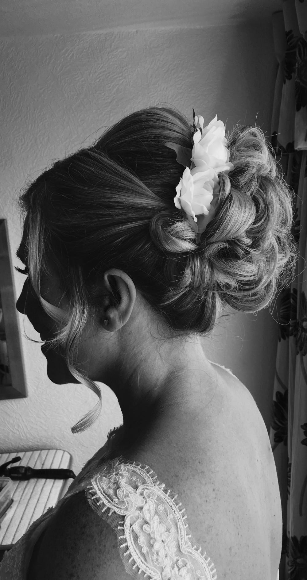 - Make Me Bridal Artist: Debbie wright bridal hair & makeup.