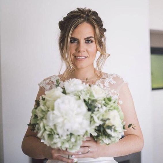 - Make Me Bridal Artist: Ewelina Kaminska . #naturalmakeup #bridalmakeup #romantic