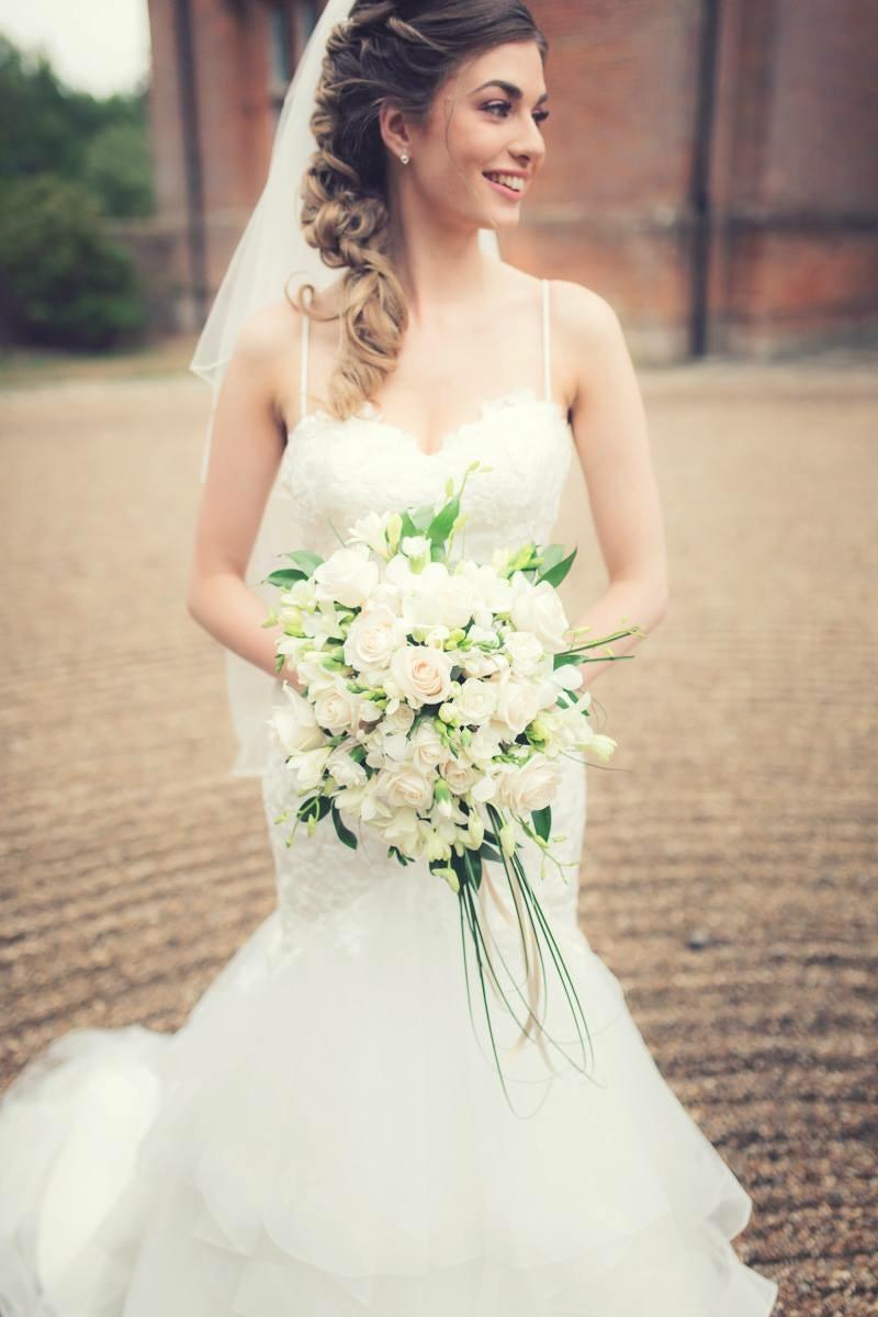 - Make Me Bridal Artist: Ewelina Kaminska . #classic #bridalmakeup #bridalhair