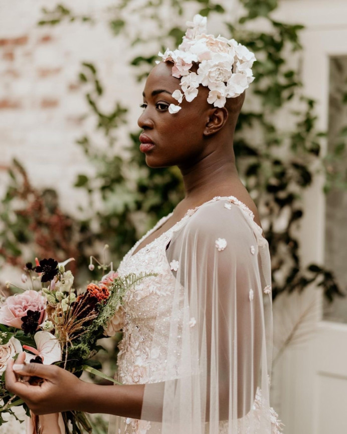- Make Me Bridal Artist: Joyce Connor Make Up. Photography by: Elena Popa. #bridalmakeup #makeup #londonwedding