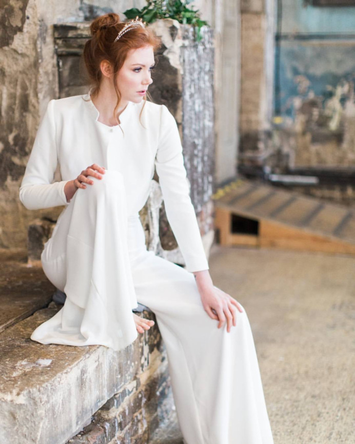 - Make Me Bridal Artist: Joyce Connor Make Up. Photography by: Cecelina Tornberg. #classic #bridalmakeup