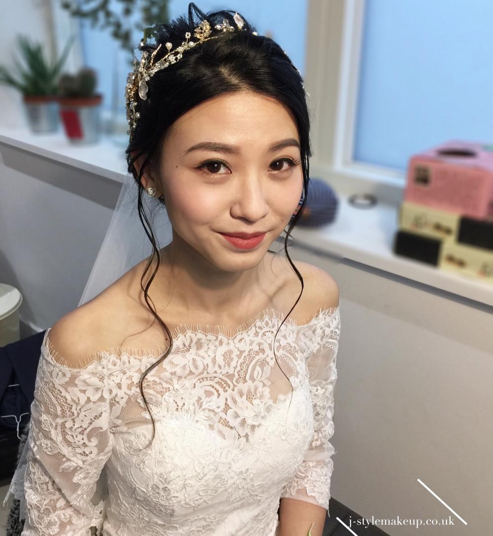 - Make Me Bridal Artist: J-style Makeup.