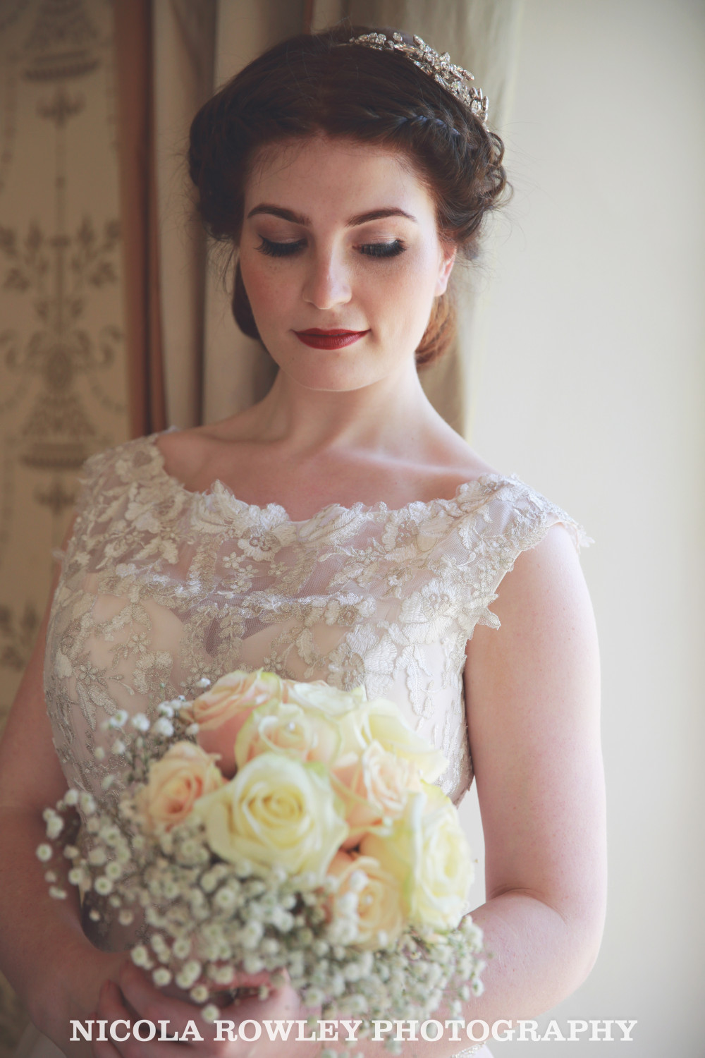 - Make Me Bridal Artist: Clare Pinkney Make-up Artist. Photography by: Nicola Rowley.
