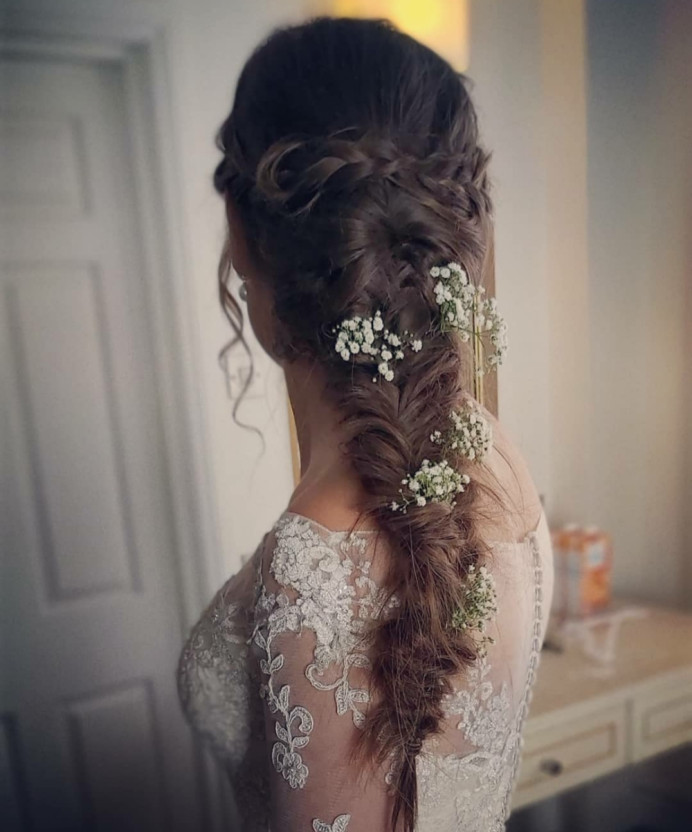 - Make Me Bridal Artist: Blushing Brides Wedding Hair & Make up. #boho