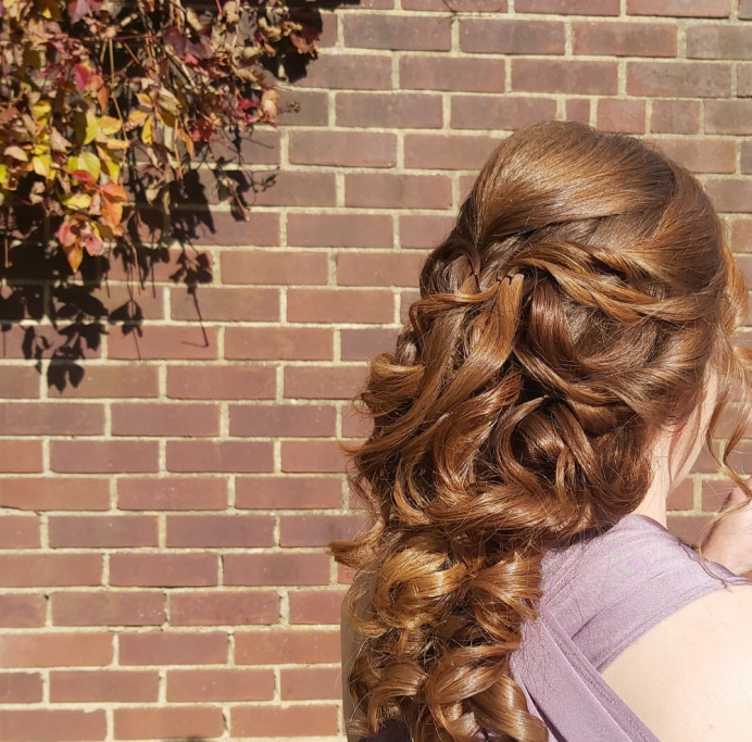 - Make Me Bridal Artist: Blushing Brides Wedding Hair & Make up. #classic