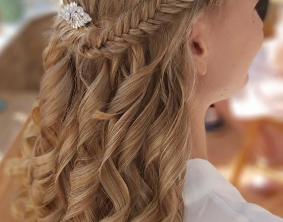 Blushing Brides Wedding Hair & Make up