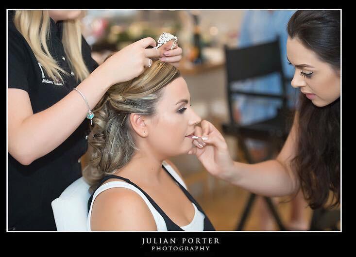 - Make Me Bridal Artist: Tasha Parker Make Up Artist. Photography by: Julian Porter. #dorsetmakeupartist #dorsetbride #bridesmakeup