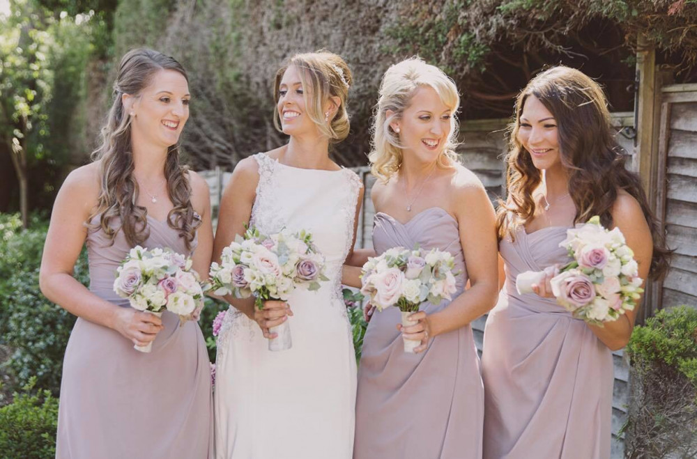 - Make Me Bridal Artist: Tasha Parker Make Up Artist. Photography by: Lucy Lou Photography. #dorsetmakeupartist #makeupartist #bridesmaids #beachwedding #poole #beach #bridesmaiddresses