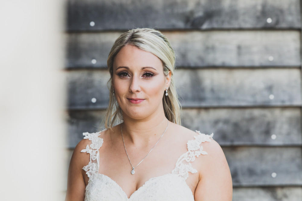 Cali's wedding makeup in East Sussex - Make Me Bridal Artist: Katie Hunt Makeup Artist. #bridalmakeupartist #definedmakeup #weddingmakeupsussex #weddingmakeup #sussexwedding #sussex #bridalmakeupsussex #horsham