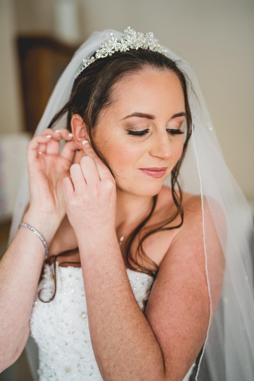 - Make Me Bridal Artist: Katie Hunt Makeup Artist.