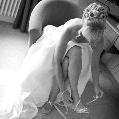 - Make Me Bridal Artist: A finishing touch .