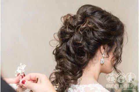 - Make Me Bridal Artist: Gemma Souter.