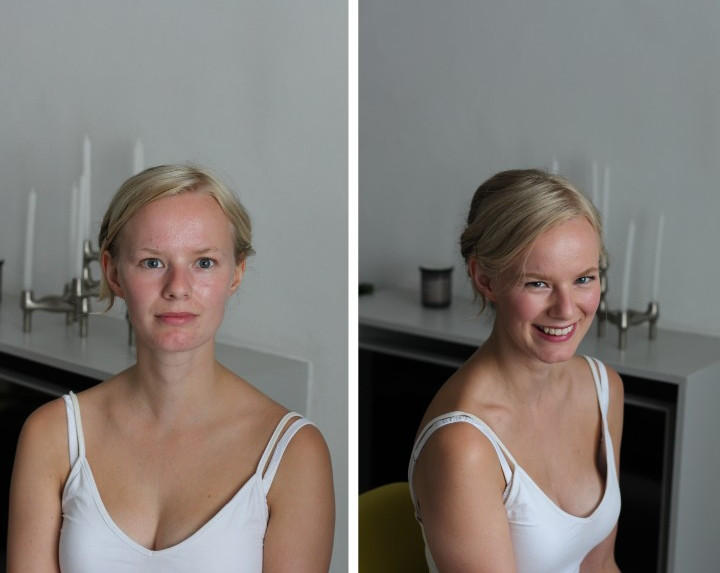 Bridesmaid's makeup - Make Me Bridal Artist: Jurga Sidagyte Make up artist. Photography by: Photographed by me.