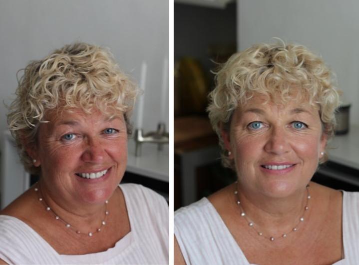 Bride's mother's makeup - Make Me Bridal Artist: Jurga Sidagyte Make up artist. Photography by: Photographed by me.