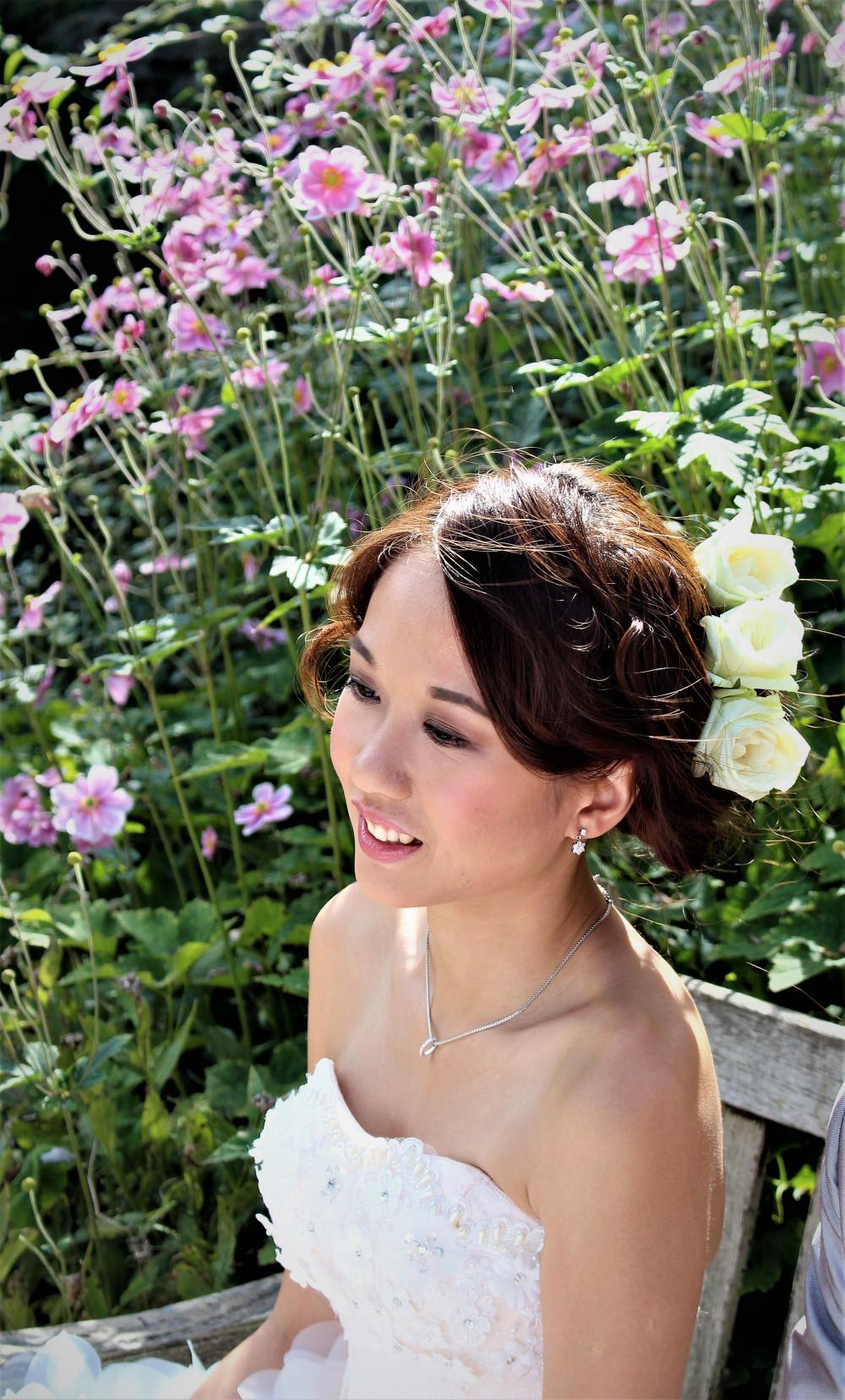 Bride's makeup and hair by me - Make Me Bridal Artist: Jurga Sidagyte Make up artist.
