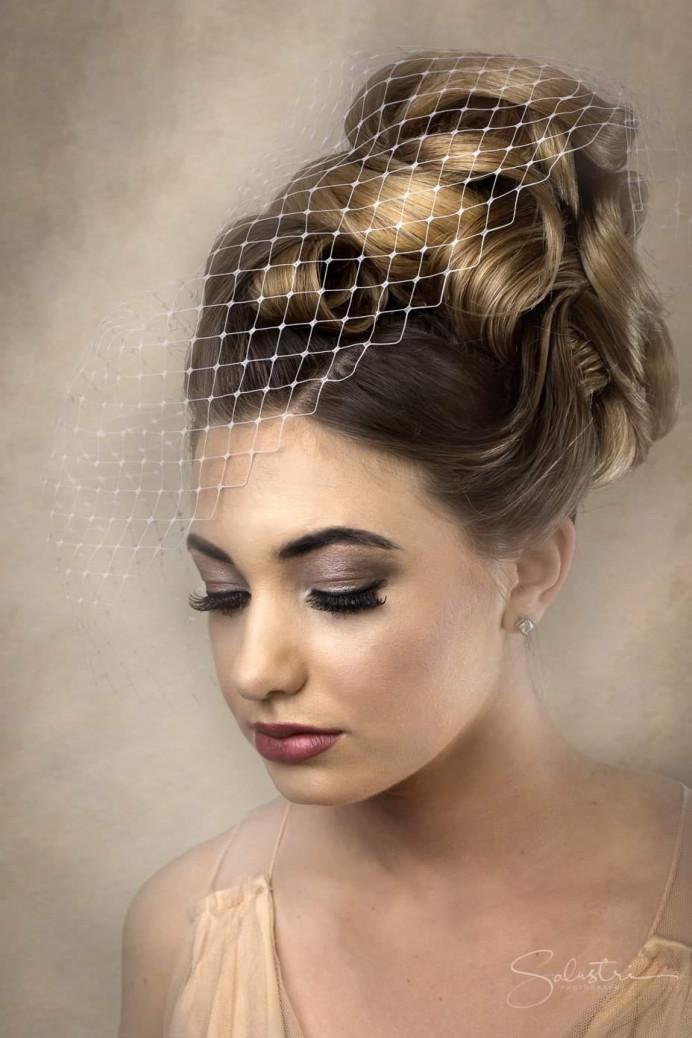 Photoshoot - Make Me Bridal Artist: Beautiful-You. #vintage #bridalmakeup #weddinghairandmakeup #weddingmakupartist #naturalbridal #essexbride #essexmakeupartist
