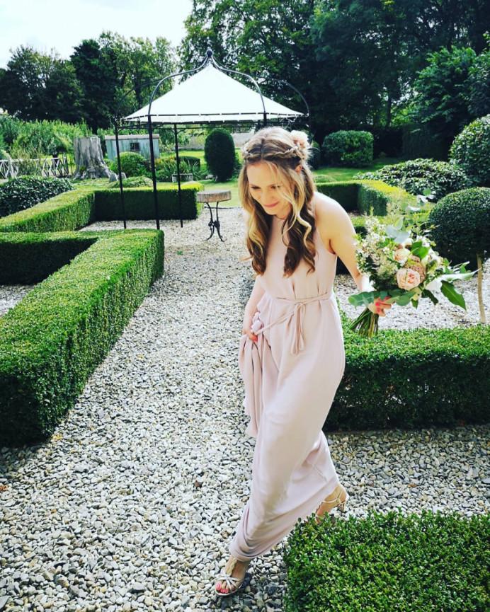 - Make Me Bridal Artist: Alice Rose Brides.