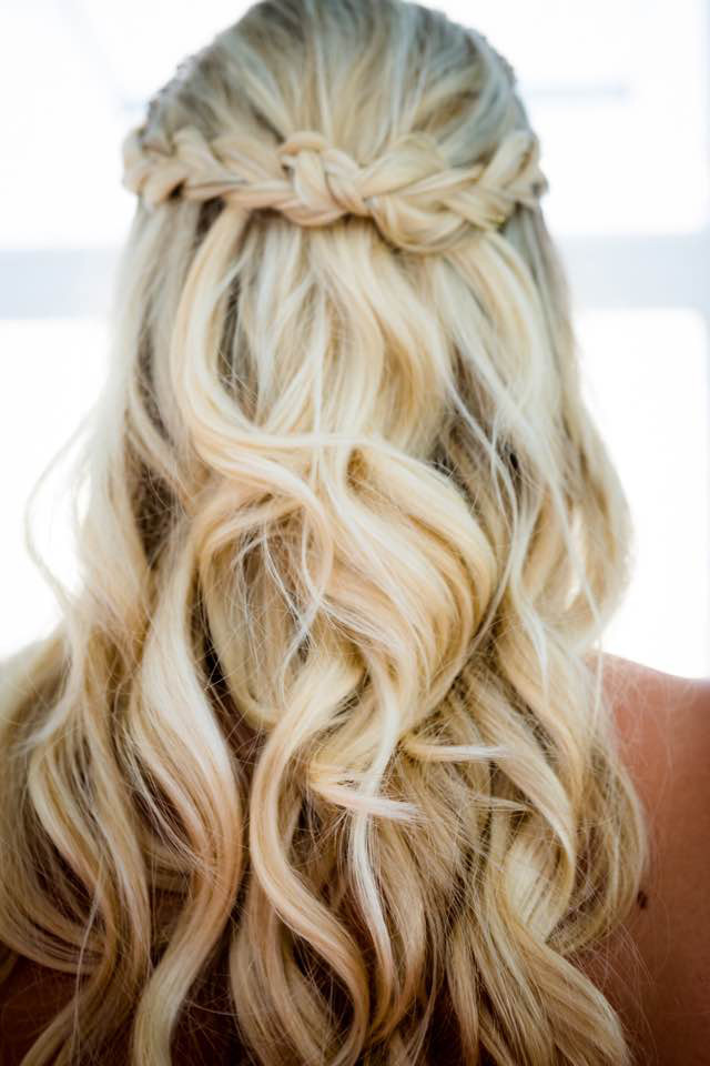 Hair by Terri for House Of Thabiso - Make Me Bridal Artist: House Of Thabiso.