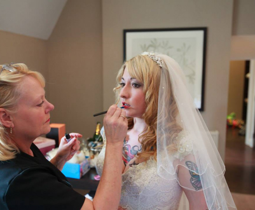 Susan Hunter Bridal Hair &  Makeup
