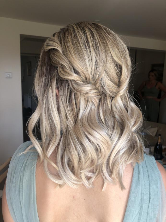 - Make Me Bridal Artist: Hair & Makeup By Emma. #boho