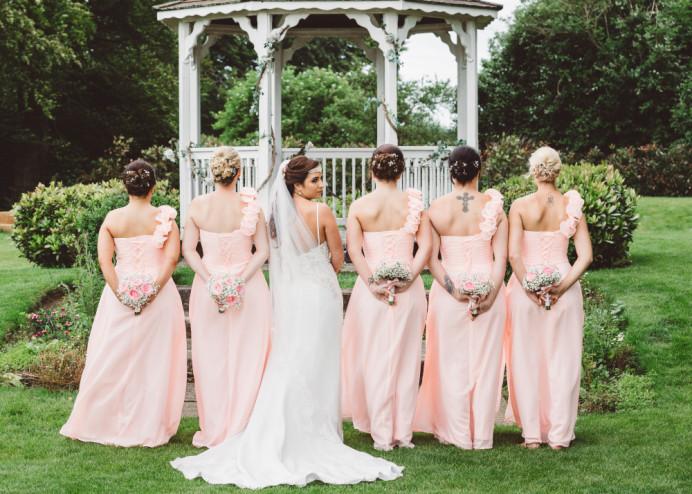 - Make Me Bridal Artist: Pretty Please by Katie. #bridalhair #bridesmaidhair