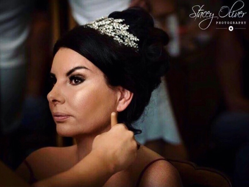 - Make Me Bridal Artist: Hollie Louise Hair & Make Up Artist. Photography by: Stacey Olivia photography .
