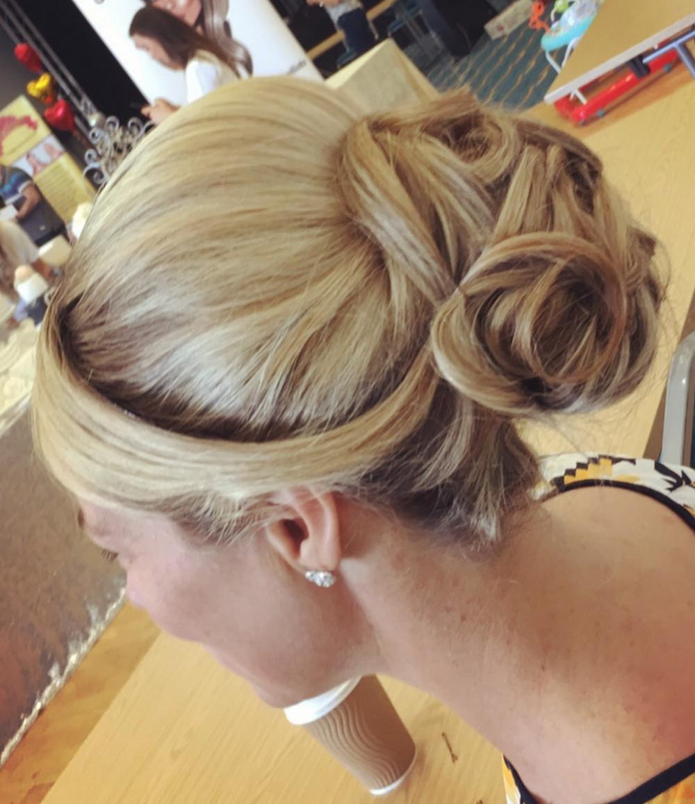 - Make Me Bridal Artist: Hollie Louise Hair & Make Up Artist.