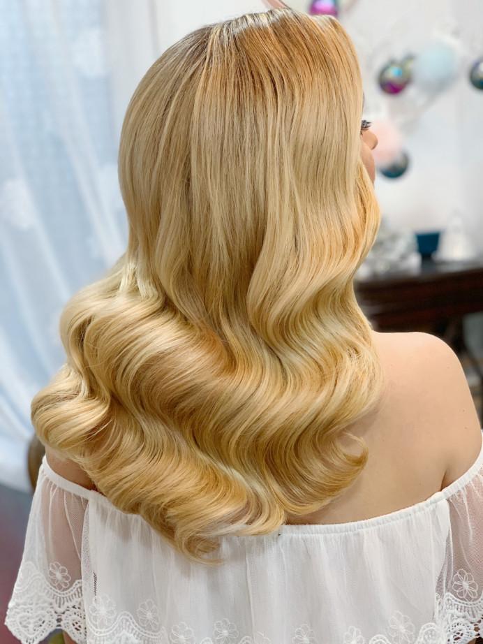 - Make Me Bridal Artist: Ieva Genovesi Hair and Make-up artist .