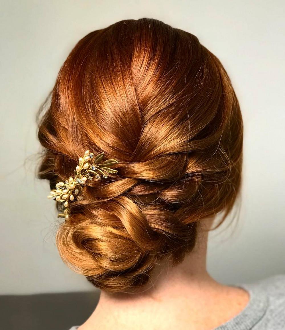 - Make Me Bridal Artist: Gavin Harvie Hair. #classic #glamorous #bridalhair #updo