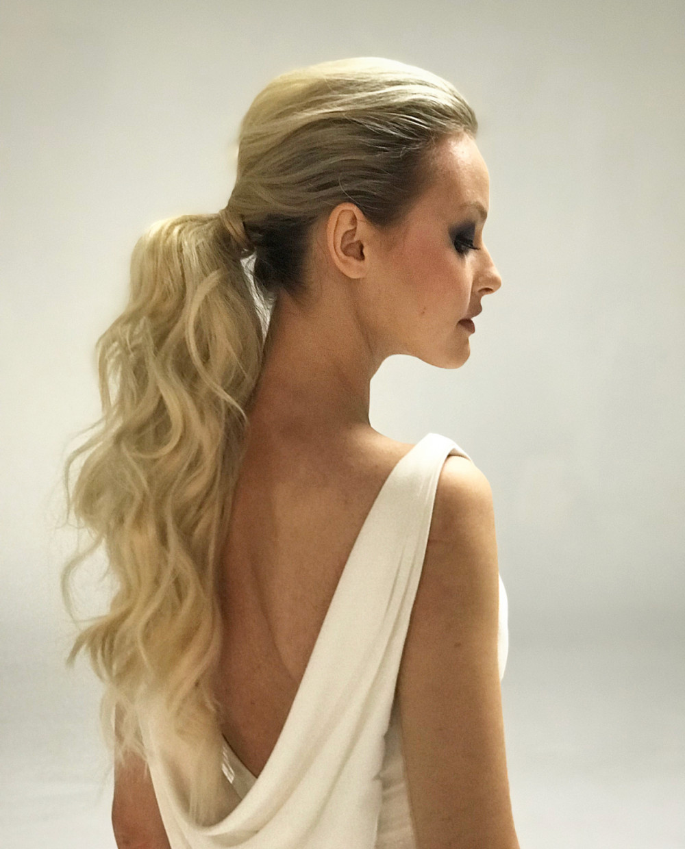 - Make Me Bridal Artist: Gavin Harvie Hair. #glamorous #bridalhair #bohobride #weddinginspo #ponytail