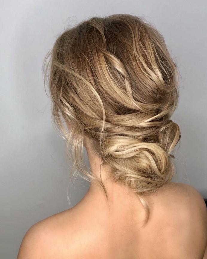 - Make Me Bridal Artist: Gavin Harvie Hair. #boho #messybun #bohobride #messyupdo #bohohair #bohoupdo
