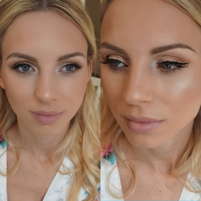 - Make Me Bridal Artist: Helena Larsen Makeup.