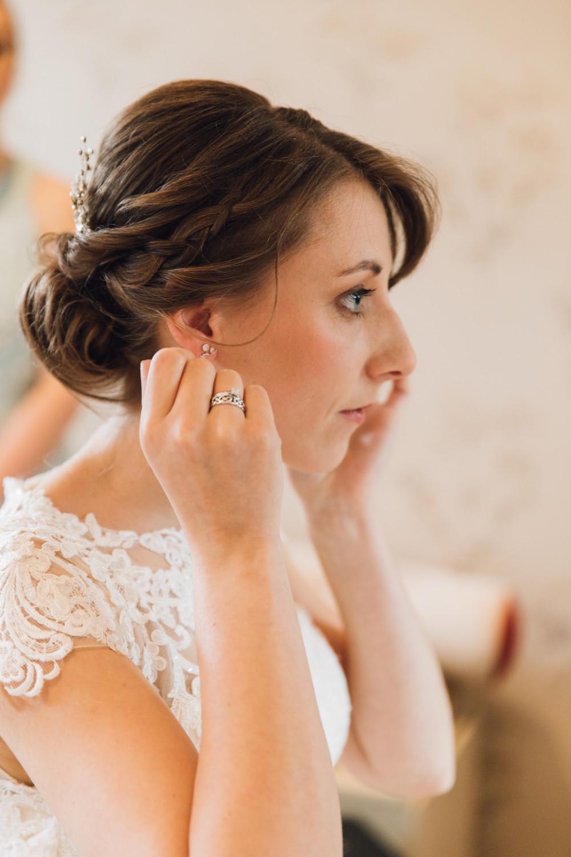 - Make Me Bridal Artist: Alice Porter Make-up & Hair. Photography by: Charlotte Bryer- Ash. #naturalmakeup #bridalmakeup #updo #relaxedupdo #softhair