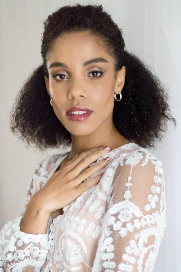 - Make Me Bridal Artist: Ema Bridal makeup. #bohemian #classic #naturalmakeup #halfuphair #bridalmakeup