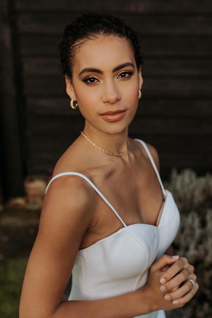 - Make Me Bridal Artist: Ema Bridal makeup. #bohemian #glamorous #naturalmakeup #bridalmakeup