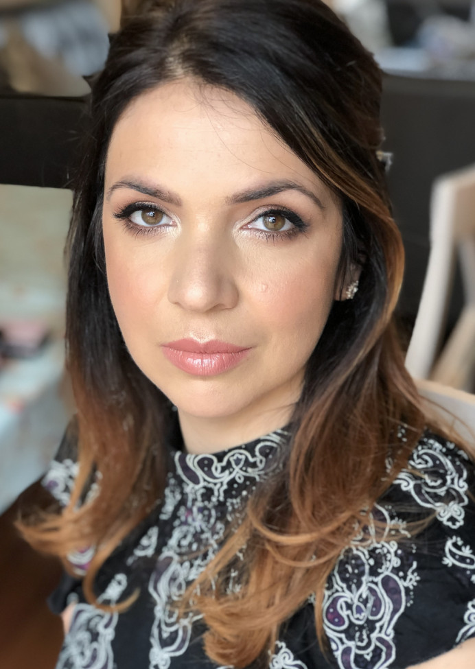 Soft glam - Make Me Bridal Artist: Ema Bridal makeup. #glamorous