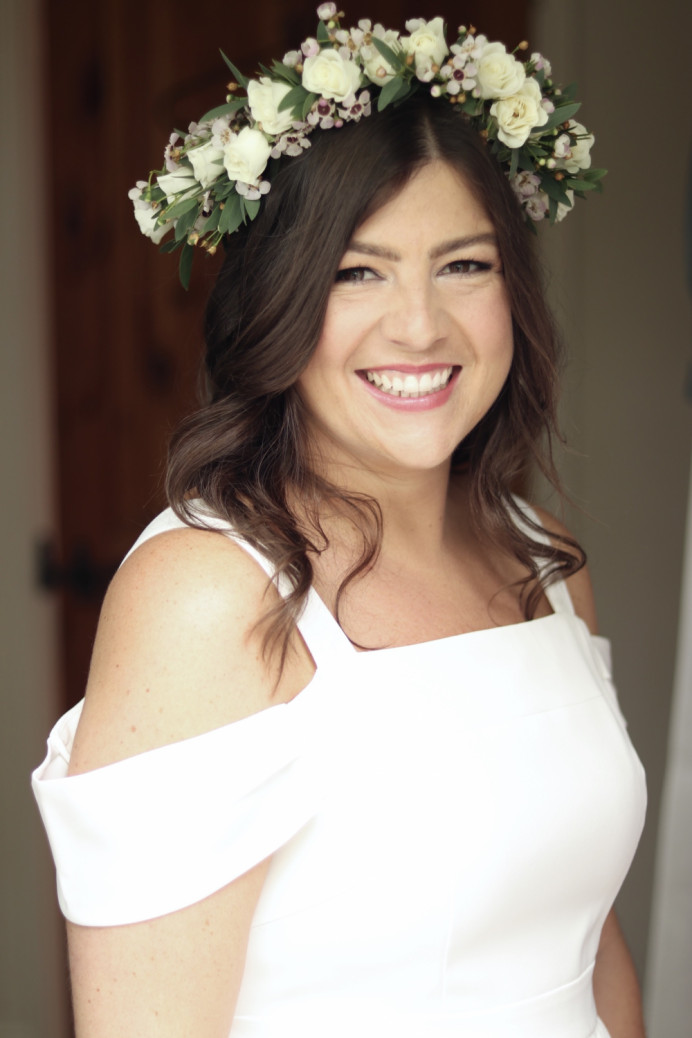 - Make Me Bridal Artist: Ema Bridal makeup. #classic #flowercrown #naturalmakeup #bridalmakeup