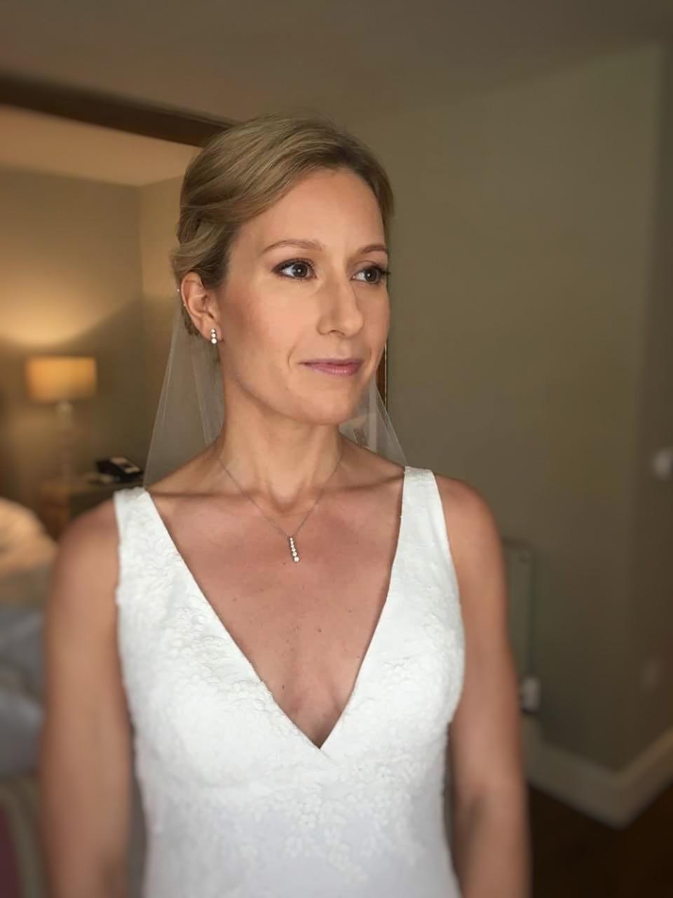 - Make Me Bridal Artist: Rachael Claire Bridal Makeup.
