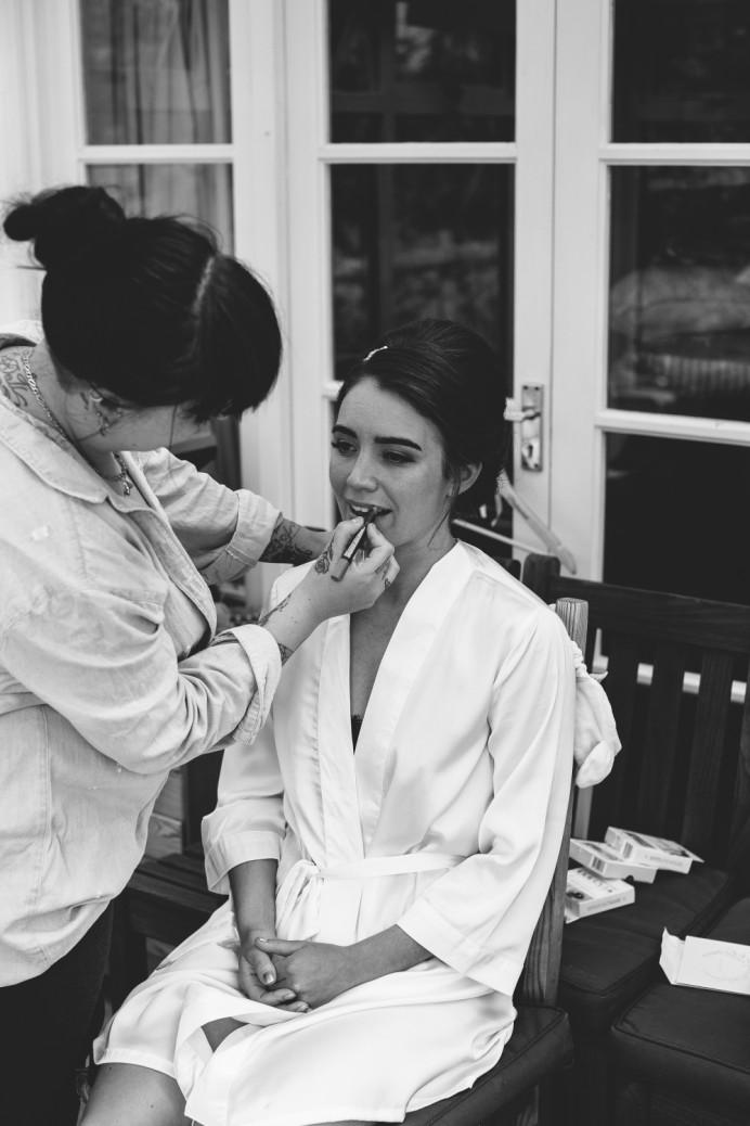 - Make Me Bridal Artist: Makeup By Lorna. Photography by: Alexandra Davies.