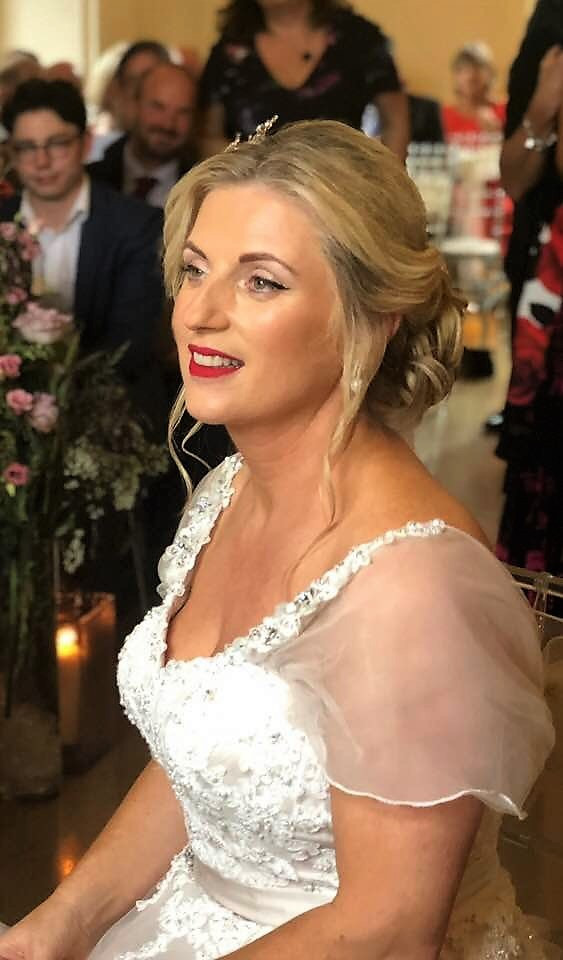 - Make Me Bridal Artist: Makeup By Lorna. Photography by: Alice Radford.