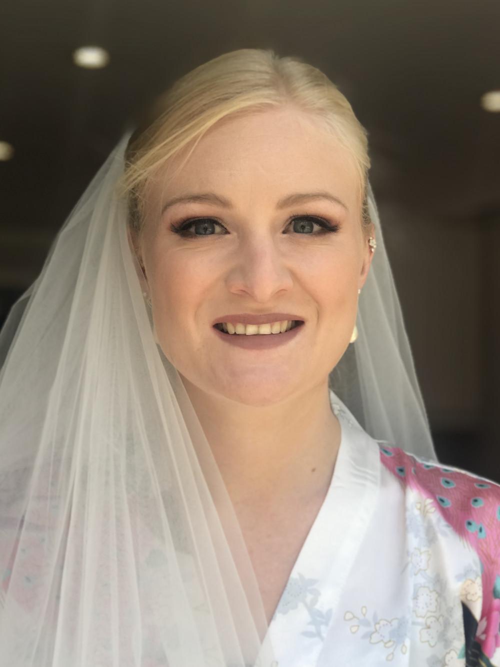 - Make Me Bridal Artist: Makeup By Lorna.