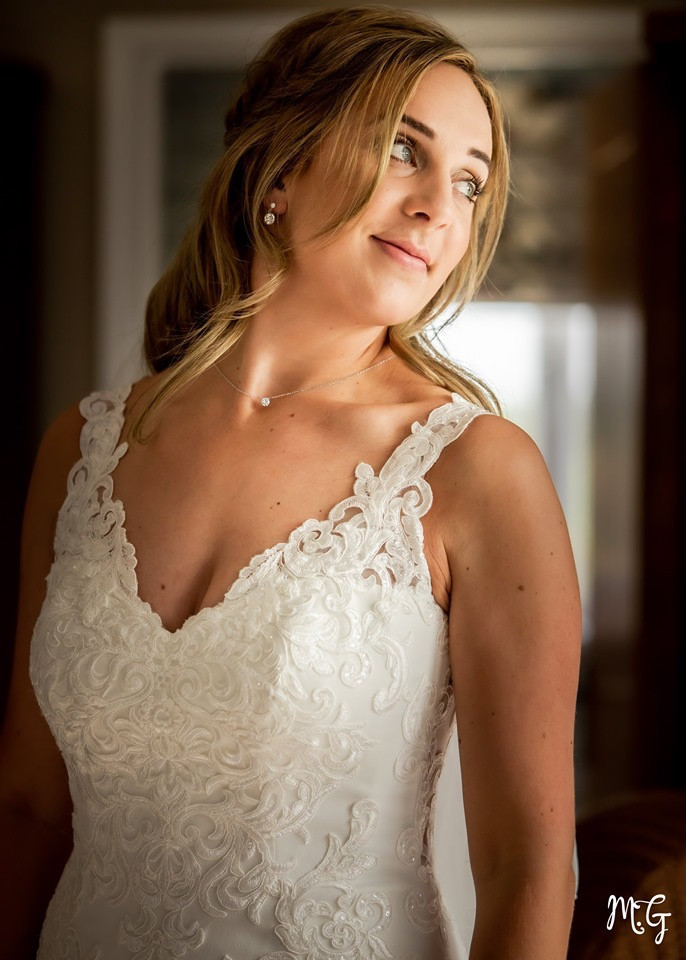 - Make Me Bridal Artist: Makeup By Lorna. Photography by: Megan Guard Photography.