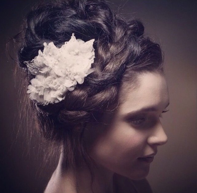 Hair by Julie for a Bridal shoot we worked on together, I did the makeup. - Make Me Bridal Artist: Mairi Gordon MUA. #bohemian #boho #roses