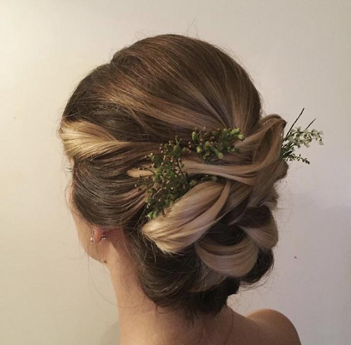 - Make Me Bridal Artist: Kat Sykes. #bridalhair #bridalhairup #bohohair #updo