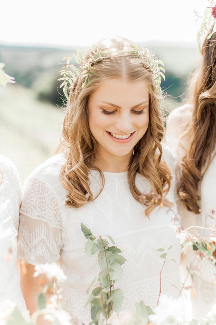 - Make Me Bridal Artist: Julia Jeckell Hair and Make-up Artist.